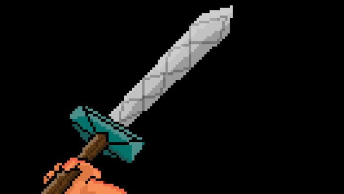 new sword pixel