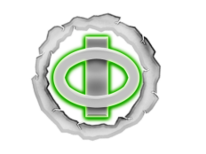 green icon static