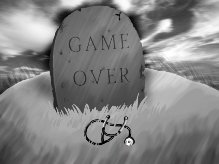 game over steth