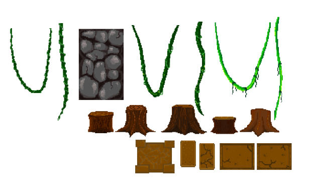 my level assets