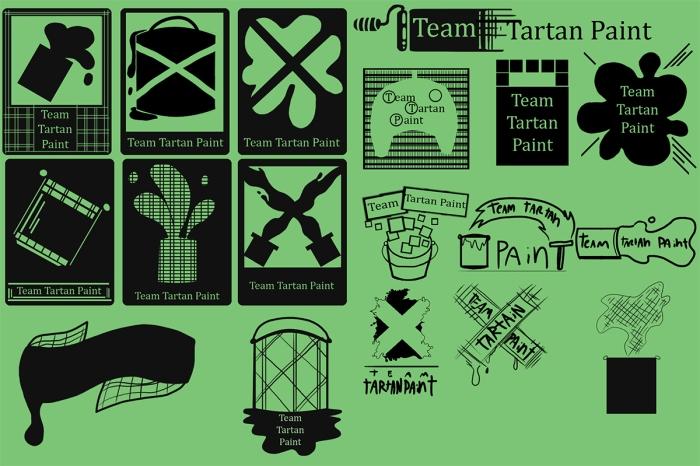 logo sketchs