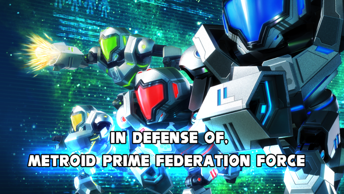 metroid federation force defence